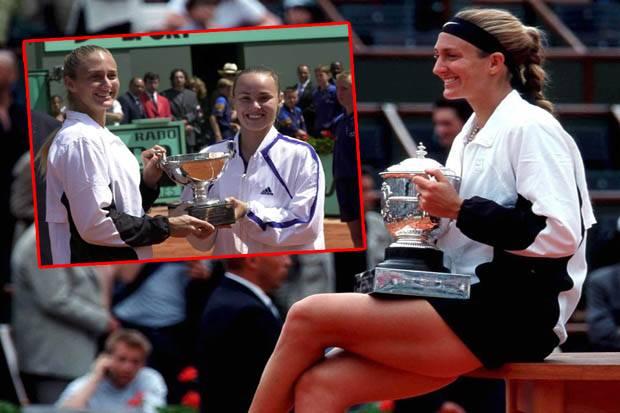 Ketika Mary Pierce Guncang Grand Slam Prancis Terbuka 2000