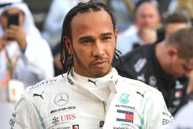 Bungkam Saat Kematian George Floyd Lewis Hamilton Kecam F1