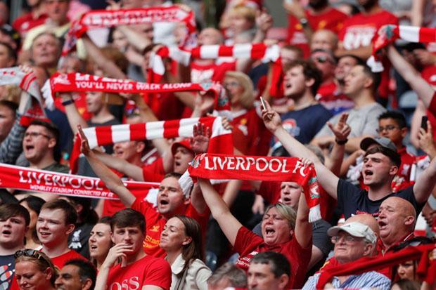 Semangat Berlatih, Liverpool Tak Sabar Menyambut Derby
