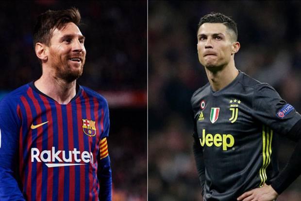 Deco Ungkap Perbedaan Lionel Messi dan Cristiano Ronaldo