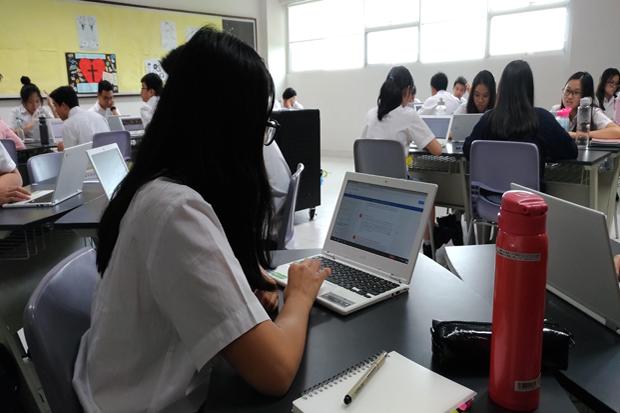 Hetifah Minta Pemerintah Fokus Peningkatan Kualitas Belajar Jarak Jauh
