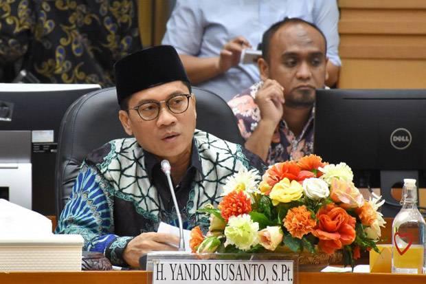 Pembatalan Haji Sepihak, Ketua Komisi VIII DPR: Mungkin Menag Enggak Tahu Undang-Undang
