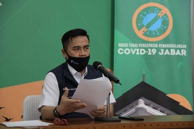 54 Desa di Jabar Kritis COVID-19, Pemprov Fokus Lokalisasi dan Lacak Pasien