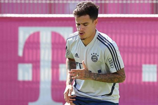 Agen Sebut Coutinho Ingin Kembali ke Liga Premier Inggris