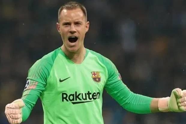 Ter Stegen Peringati Napoli Jangan Jemawa di Liga Champions