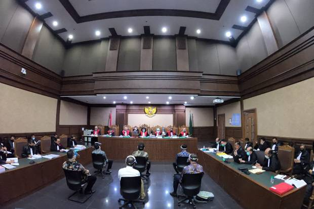 Jaksa Sebut Benny Tjokro dan Lima Terdakwa Rugikan Negara Rp16,8 Triliun