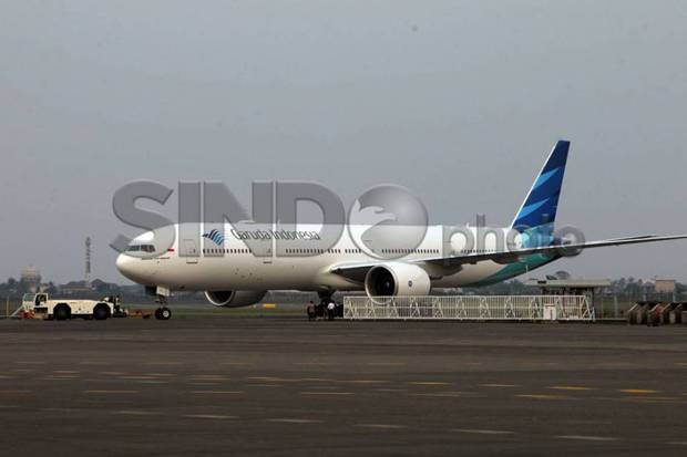 Garuda Indonesia Kaji Kenaikan Harga Tiket Imbas New Normal