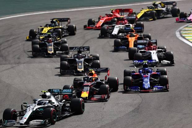 Apapun yang Terjadi, F1 2020 Tetap Digelar