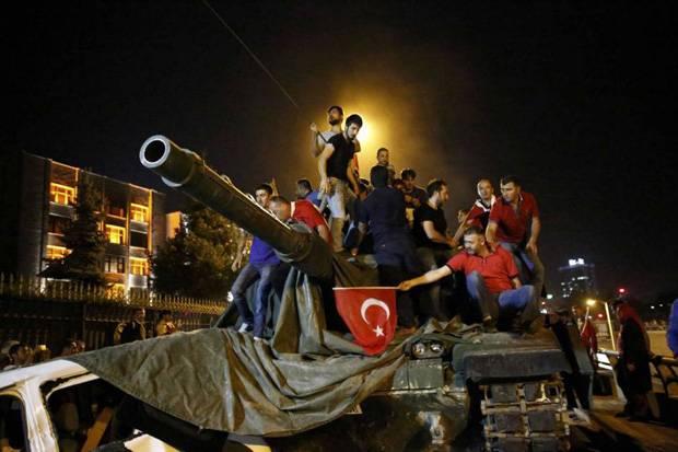Kudeta di Tengah Corona, Situasi Indonesia Dinilai dalam Tensi Tinggi