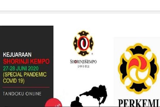 Pandemi COVID-19, PB PERKEMI Gelar Kejuaraan Secara Online