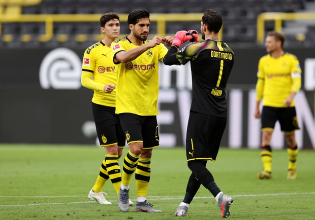 Emre Can Jadi Penentu Kemenangan Dortmund atas Hertha Berlin