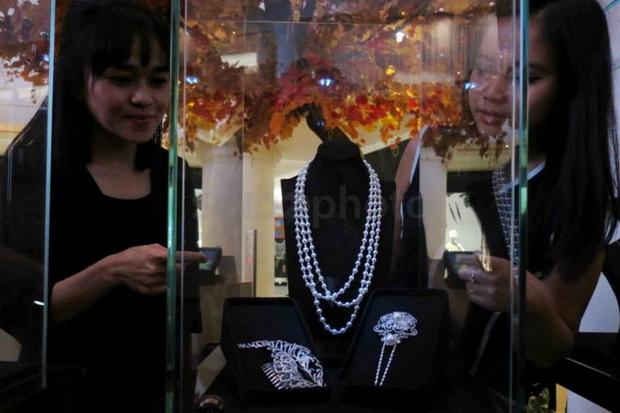 Penjualan Perhiasan Turun Drastis, Terendah Sejak Krisis Moneter 1998