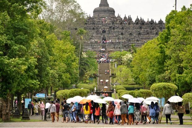 Besok Candi Borobudur Gelar Simulasi Pembukaan Destinasi Wisata