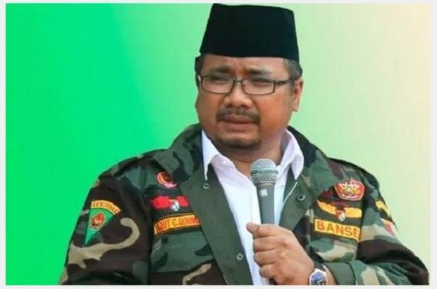 Ansor Minta DPR Tidak Buru-buru Bahas RUU Haluan Ideologi Pancasila