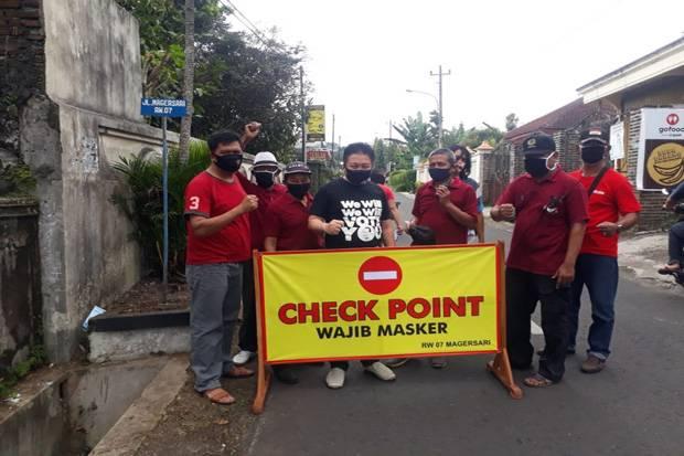 Menuju New Normal, DPRD Salatiga Minta Tiap RW Lakukan Check Point