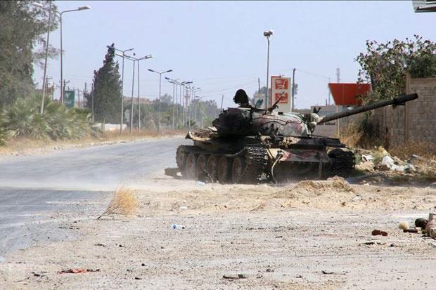 Uni Eropa Minta Semua Pasukan Asing di Libya Ditarik