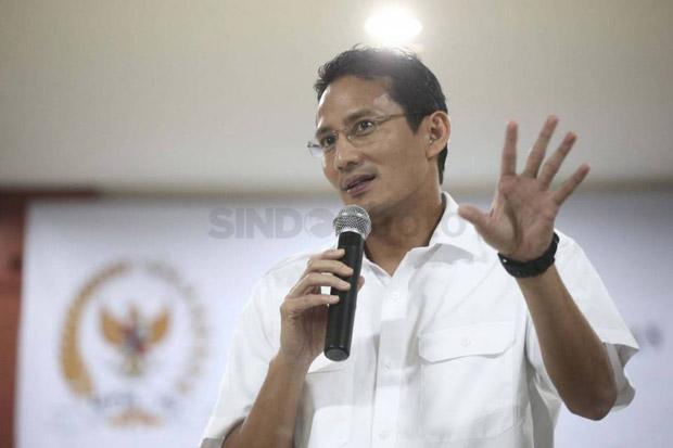 Beratkan Pengusaha UMKM, Sandiaga Uno Kritik PP Tapera