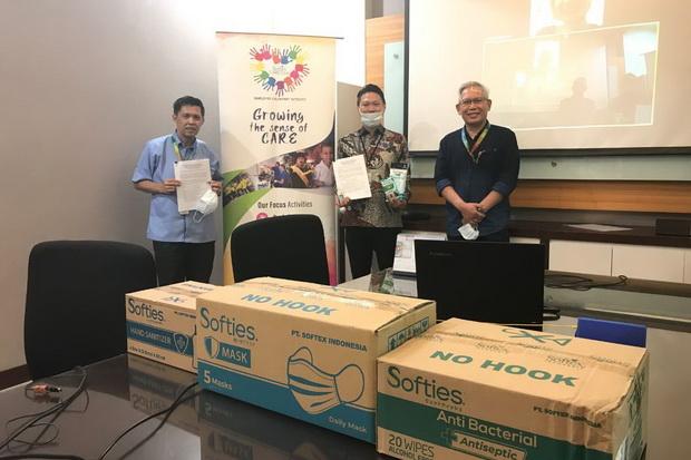 Softex Indonesia Bangun Kembali 3 Sekolah di NTT