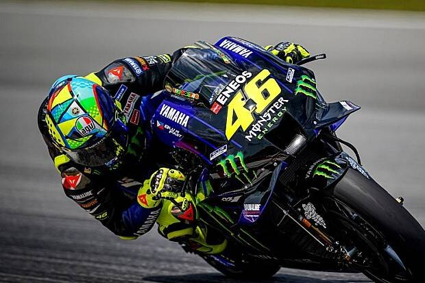 Masa Depan Valentino Rossi di MotoGP Akan Diketahui Akhir Bulan Ini