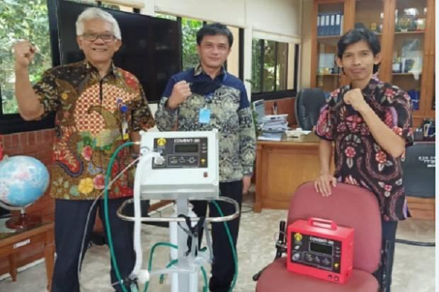Lulus Uji Klinis, UI Siap Distribusikan Ventilator Lokal Covent-20 ke RS