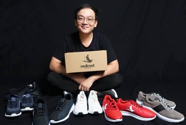 Bisnis Sepatu Masih Potensial, Oei Wendy Sukses Merintis Brand Redknot