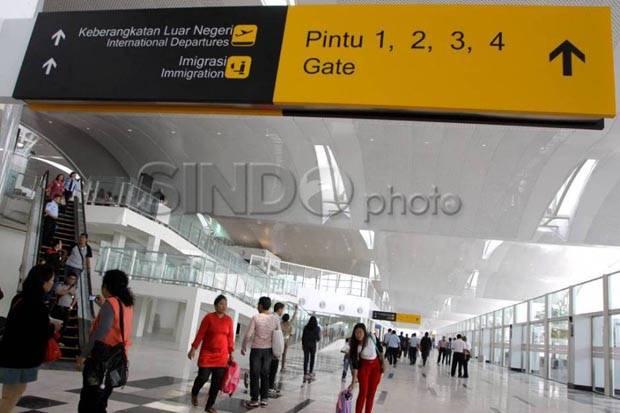 Siasati Pandemi, Angkasa Pura Tutup Sementara Terminal 1 dan 2F