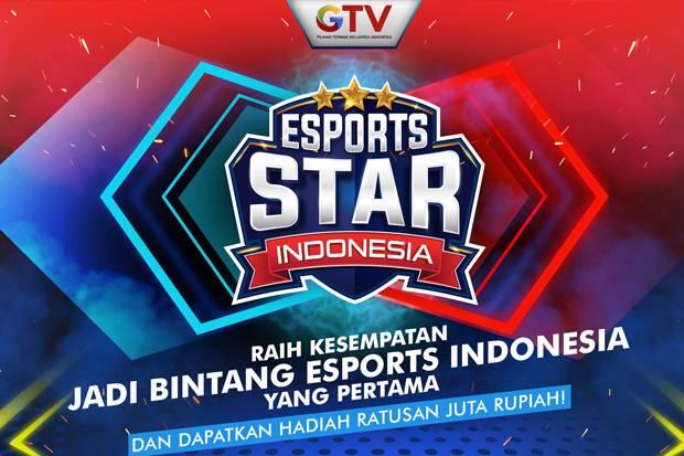 20.000 Gamers Siap Jadi Bintang Terbaik di Esports Star Indonesia