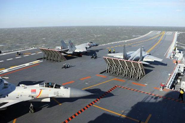Konflik Meningkat, Pamer Kekuatan AS Berujung Peringatan China