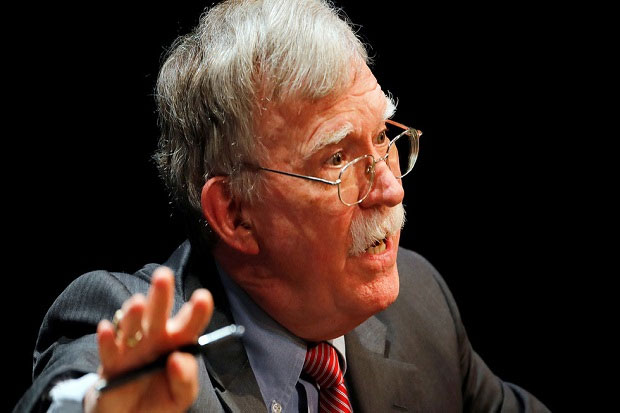 John Bolton Beberkan Kesediaan Trump Dukung Israel Bombardir Iran