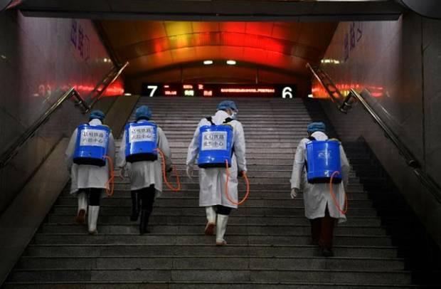 Lagi, AS Tuding China Ciptakan Virus Corona