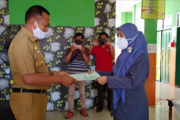 Angkat 2 Direktur RS, Syamsari Harap Pelayanan Kesehatan Maksimal