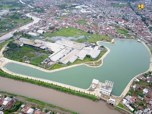 Kementerian PUPR Tetap Jaga Sungai Citarum sampai Tahun 2021