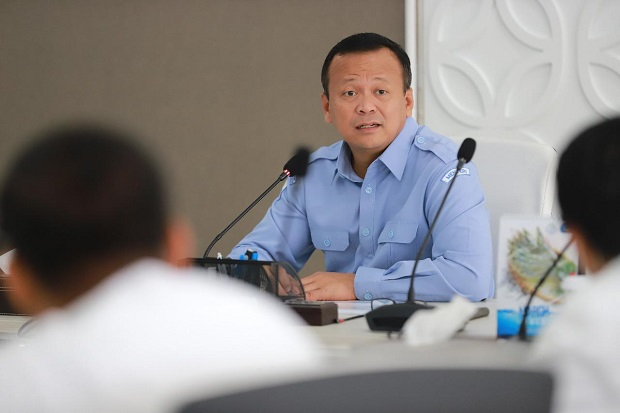 Edhy Prabowo Klaim Ekspor Benih Lobster Transparan