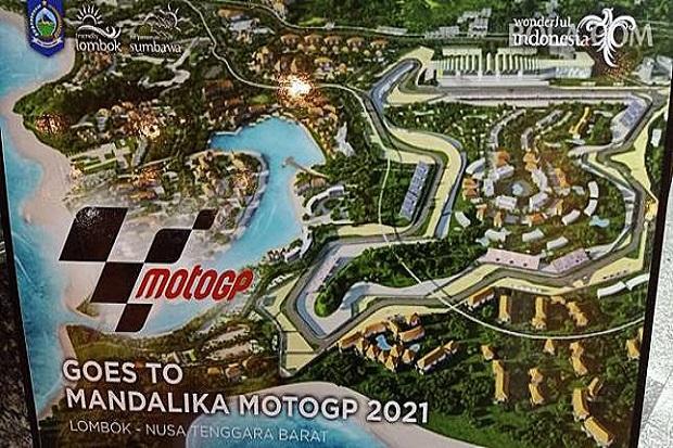 Ajang MotoGP 2021 di Mandalika Bisa Serap 7.500 Tenaga Kerja