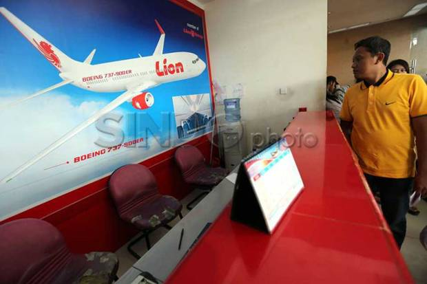 Lion Air Bantah Tudingan Menaikkan Harga Tiket Pesawat