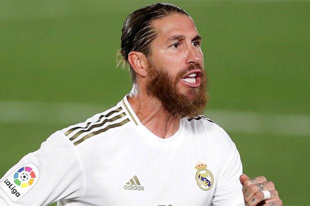 Zidane Yakin Sergio Ramos Bakal Pensiun di Real Madrid
