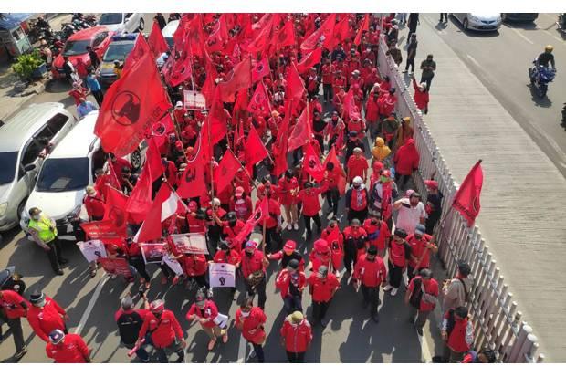 Aparat Diminta Antisipasi Aksi Balas Dendam Pembakaran Bendera Parpol