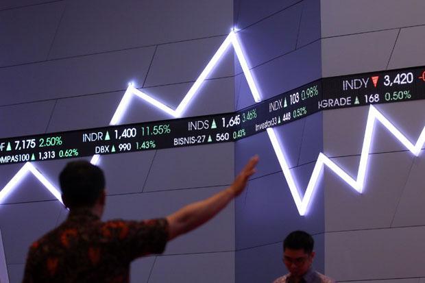 IHSG Sesi Pagi Berdiri di Zona Hijau Iringi Lompatan Bursa Asia