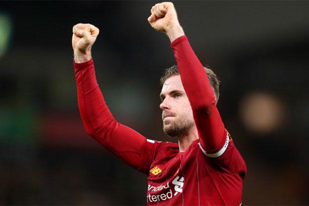 Liverpool Juara Liga Inggris, Henderson: Ini Sulit Digambarkan