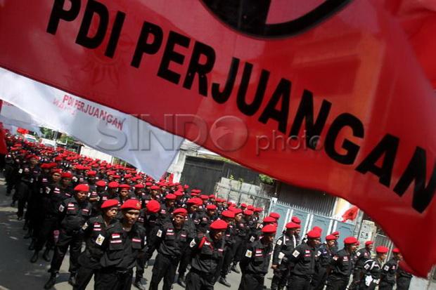 Ulama dan Kiai Betawi Desak Pembakar Bendera PDIP Diproses Hukum