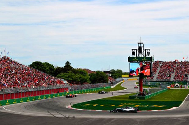 Belum Ada Keputusan, GP Kanada Masih Diragukan Gelar Formula One