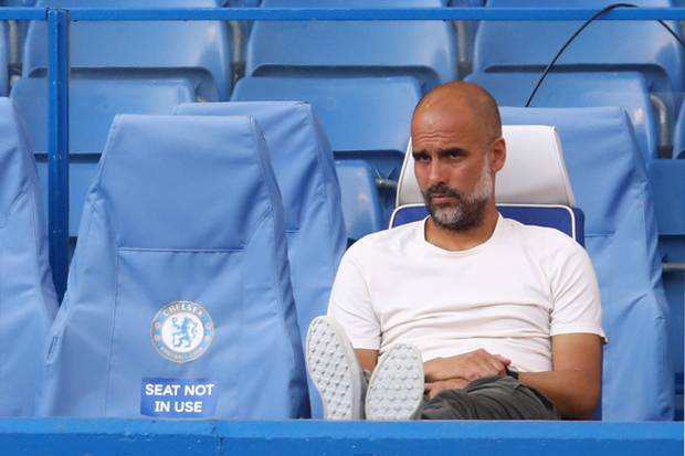 Pep Guardiola Isyaratkan Tinggalkan Man City