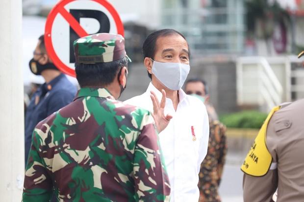 Soroti Kinerja Menteri, Jokowi: Tak Ada Progres Signifikan