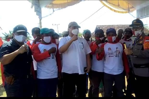 Menko Perekonomian: Desa Pantang Mundur Belanti Siam Pusat Ketahanan Pangan