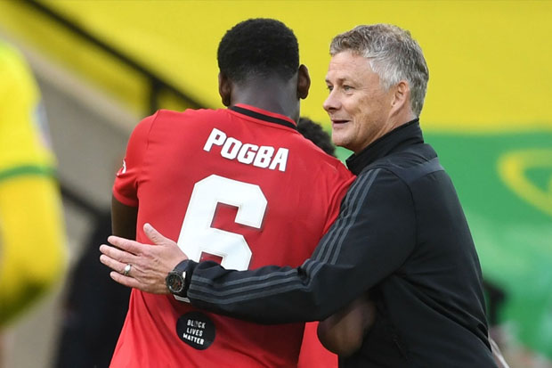 Solskjaer Bertekad Jaga Budaya Juara Manchester United