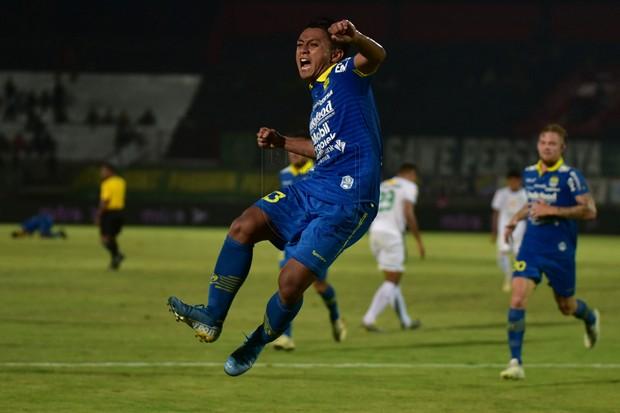 Liga 1 Akan Dilanjutkan, Febri Ingin Ukir Brace Lagi bagi Persib
