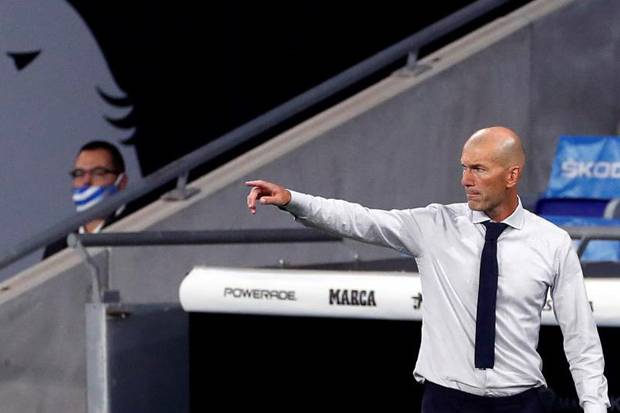 Zidane : Juara LaLiga Ditentukan Sampai Laga Terakhir