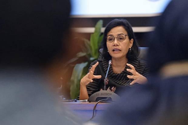 Sri Mulyani: Penempatan Dana Pemerintah ke Bank Demi Beri Kredit ke Dunia Usaha