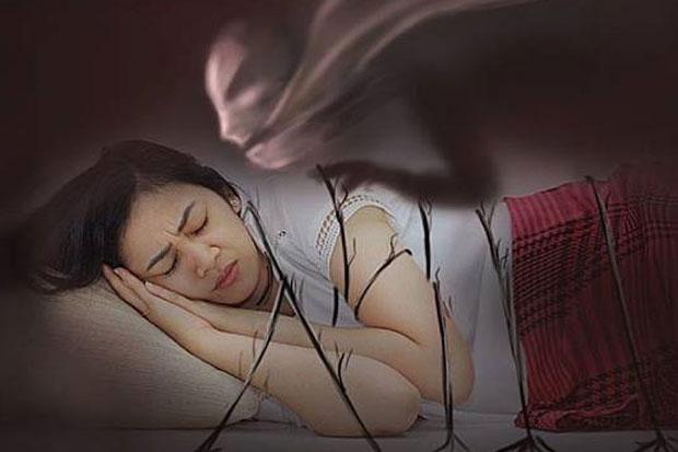 Bukan Karena Mahluk Gaib, Ketindihan Saat Tidur Mungkin Karena Ini