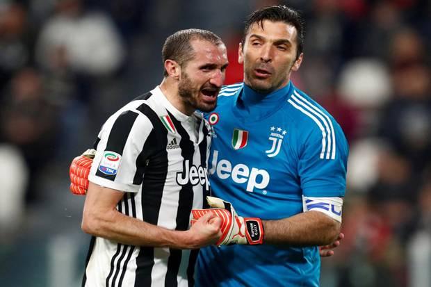 Girangnya Chiellini Perbarui Kontrak 1 Tahun di Juventus
